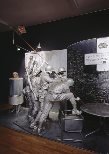 Edward Kienholz. The Portable War Memorial, 1968.