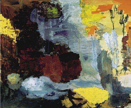 Abstrakt maleri kunstnere