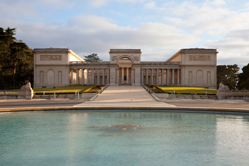 Legion of Honor, San Francisco, 2009
