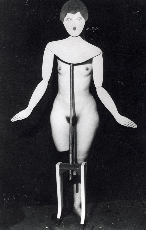 Man Ray: Coat Stand, 1920 (1972)
