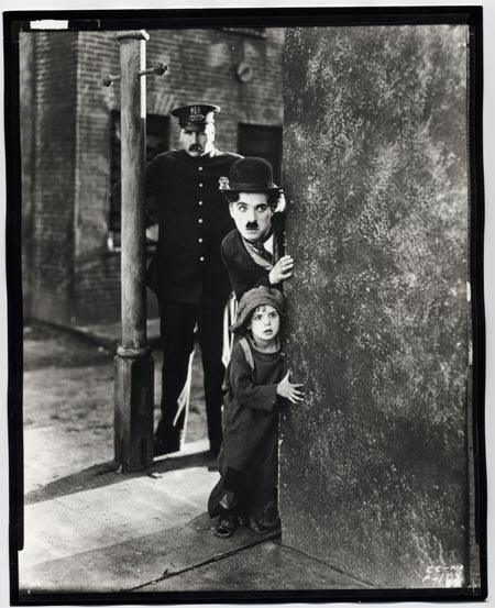 The Kid / Chaplins plejebarn, Instr. Charles Chaplin, 1921, Charles Chaplin, Jackie Coogan, ©Roy Export Company Establishment, DFI / Billed- og plakatarkivet